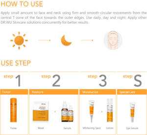 Brightening Eye Serum - How to use