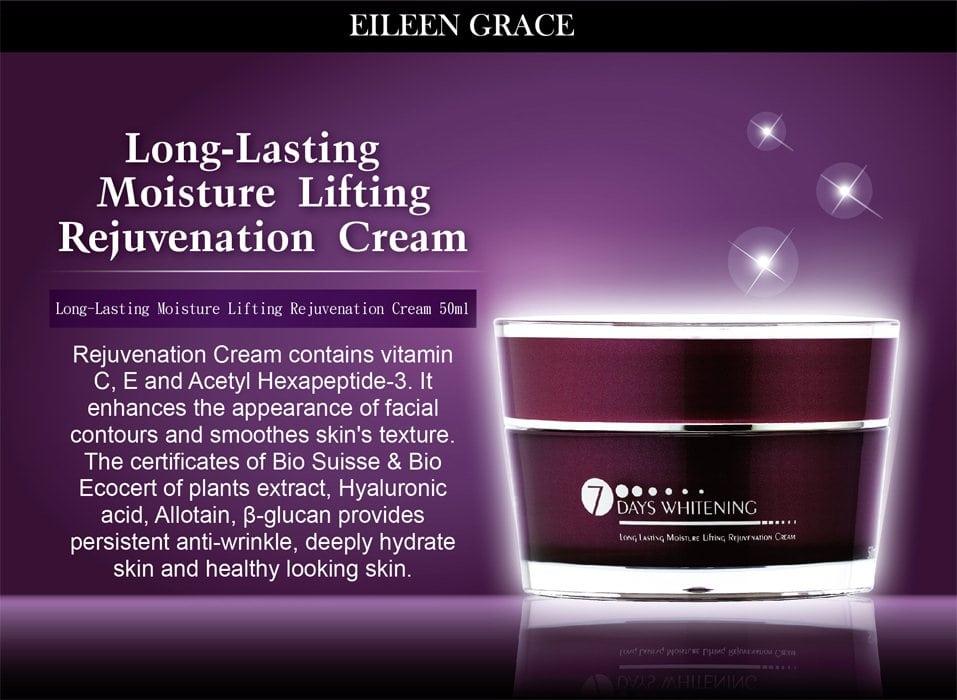 Moisture Lifting Rejuvenation Cream - Product Description