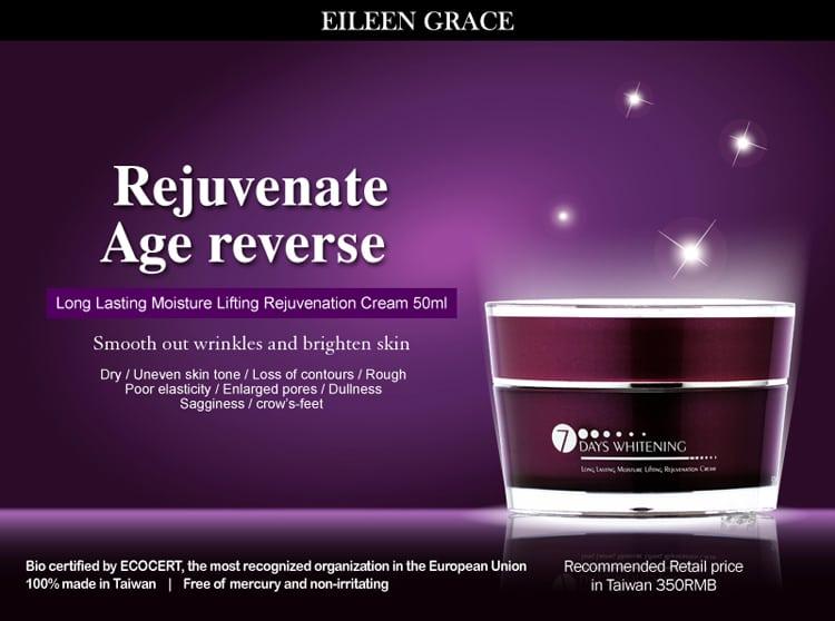 Moisture Lifting Rejuvenation Cream - Product Description 01