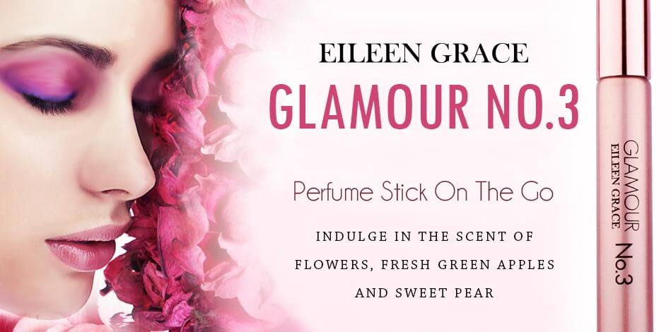 GLAMOUR NO.3 PERFUME - Product Introduction