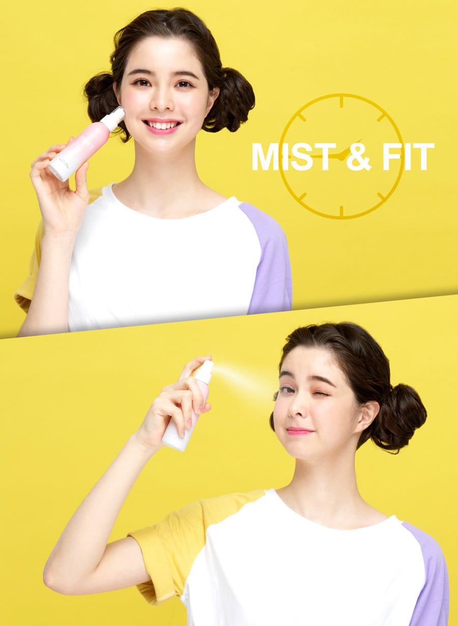 Makeup Setting Spray - Product Model 01