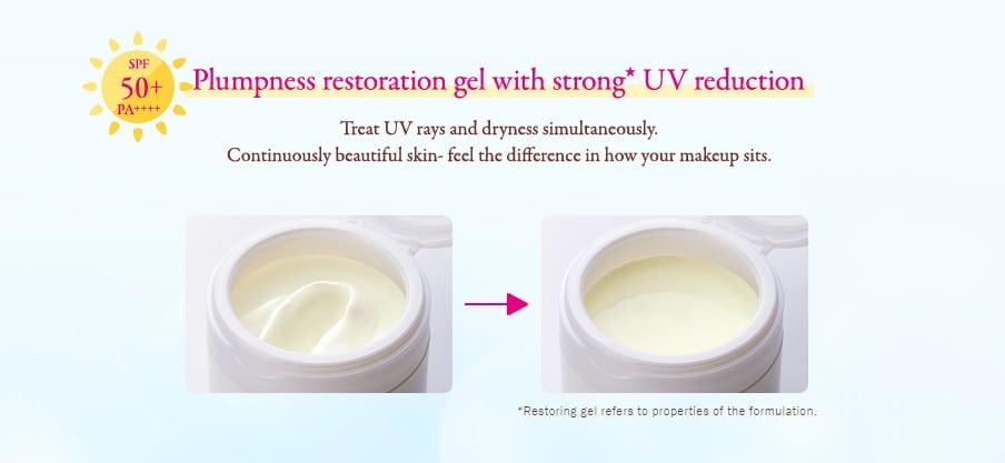 Kokutousei KT Hakkou E Gel Cream UV - Feature 2