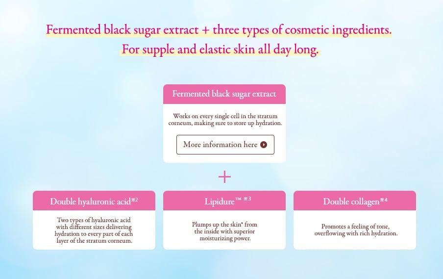 Kokutousei KT Hakkou E Gel Cream UV - Feature 4