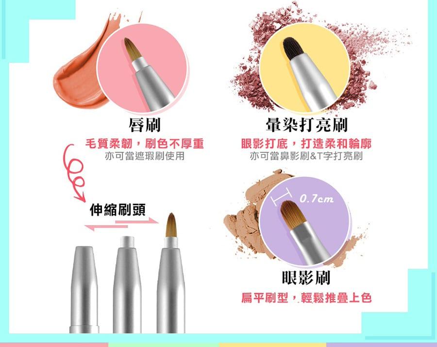 Solone Multi Type Brush - Product Info 03