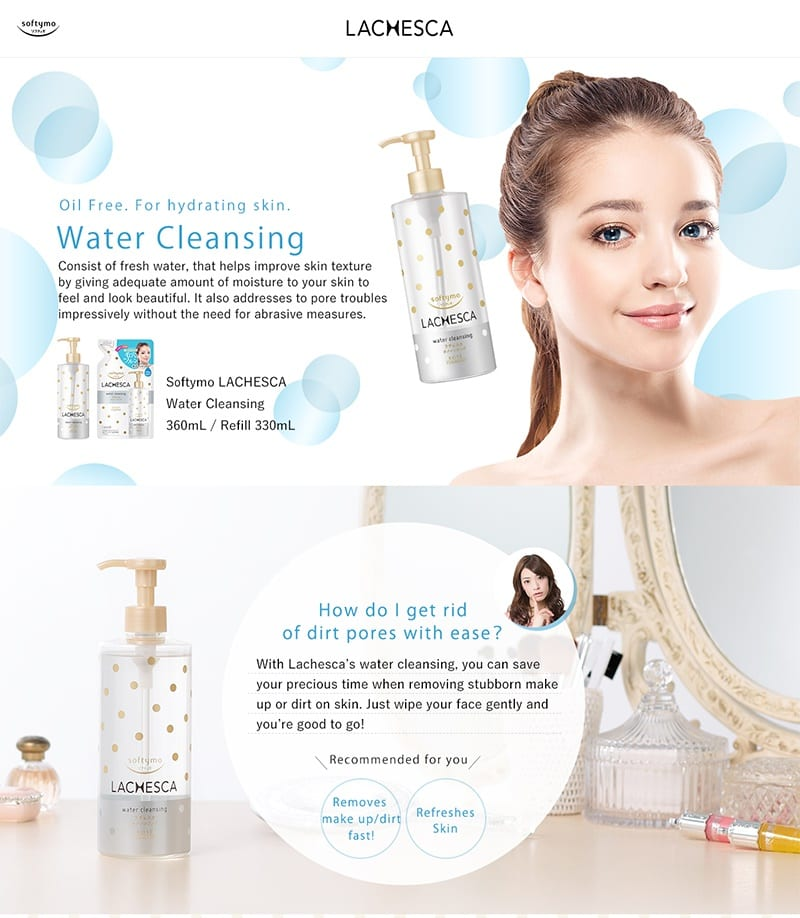 Lachesca Water Cleansing - Info 1