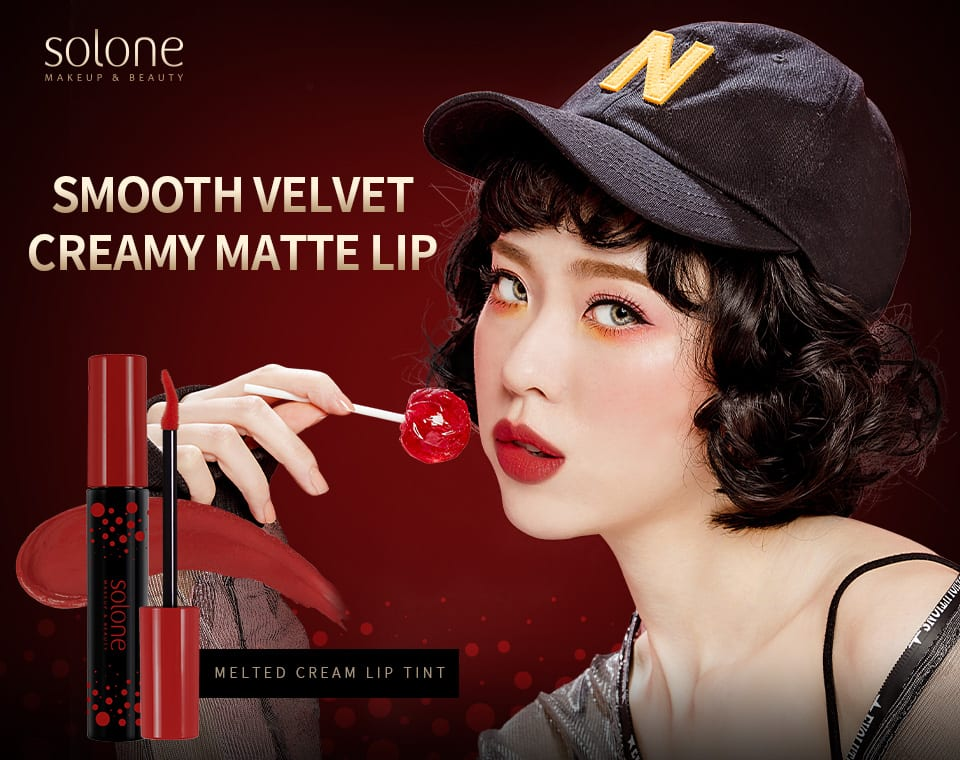 Melted Cream Multifunction Lip Tint - Introduction