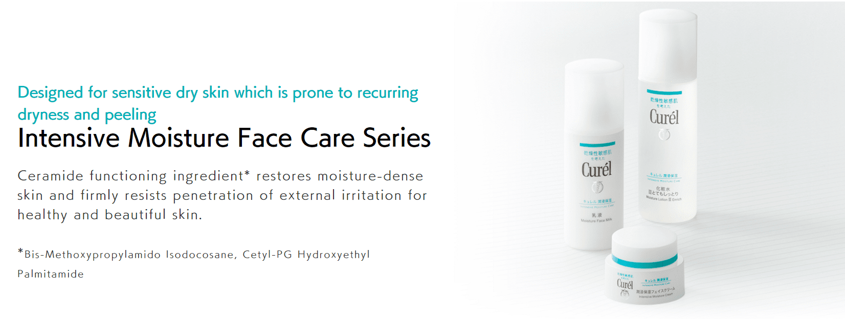 Intensive Moisture Care Cream - Series