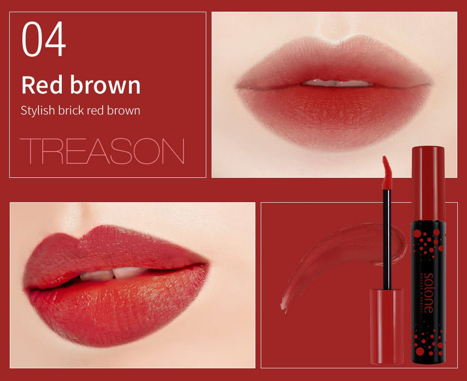 Melted Cream Multifunction Lip Tint - Colour 04