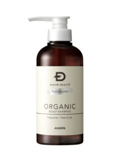 ANGFA Scalp-D Beaute Natuluster Organic Scalp Shampoo photo review
