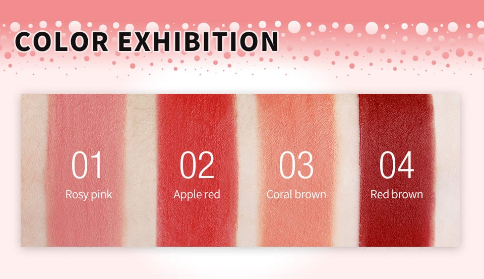 Melted Cream Multifunction Lip Tint - Product Colour