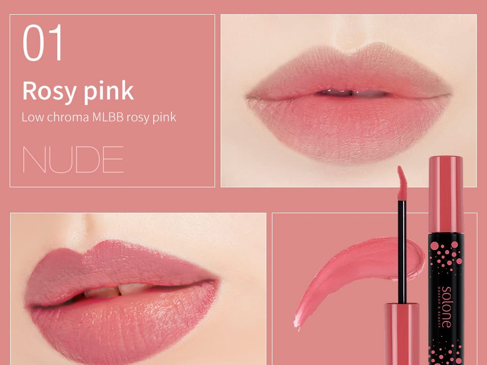 Melted Cream Multifunction Lip Tint - Colour 01