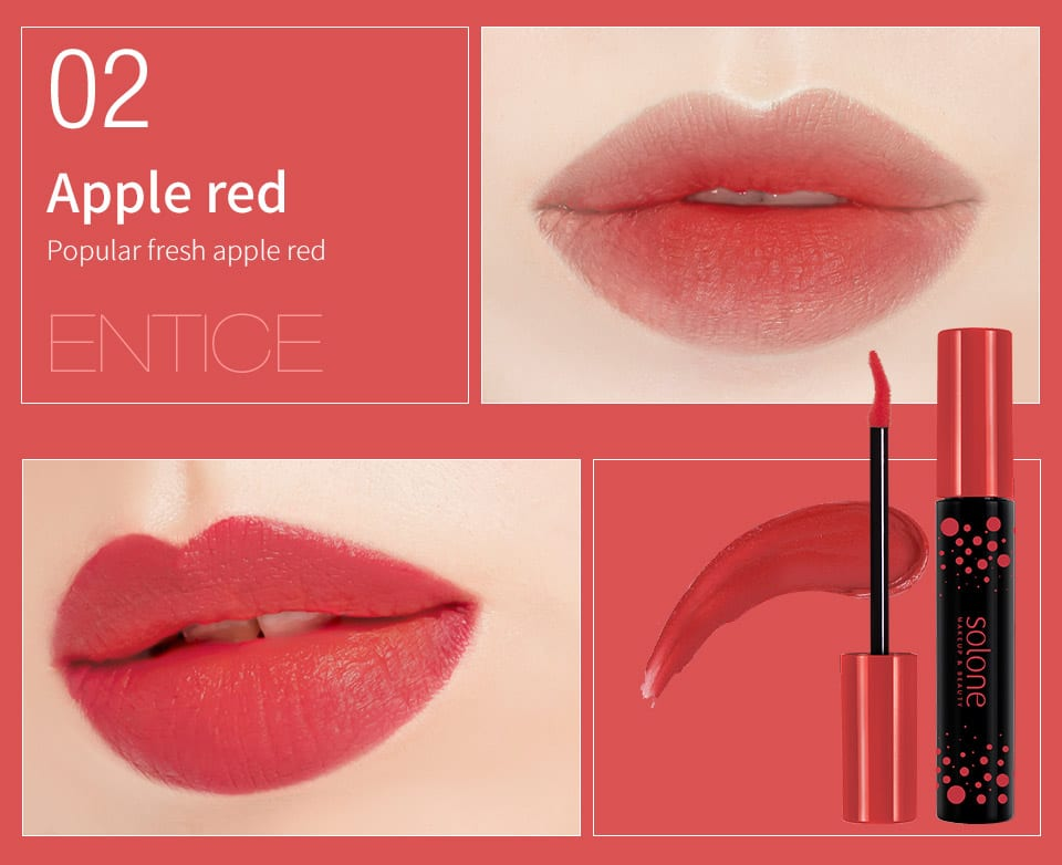 Melted Cream Multifunction Lip Tint - Colour 02