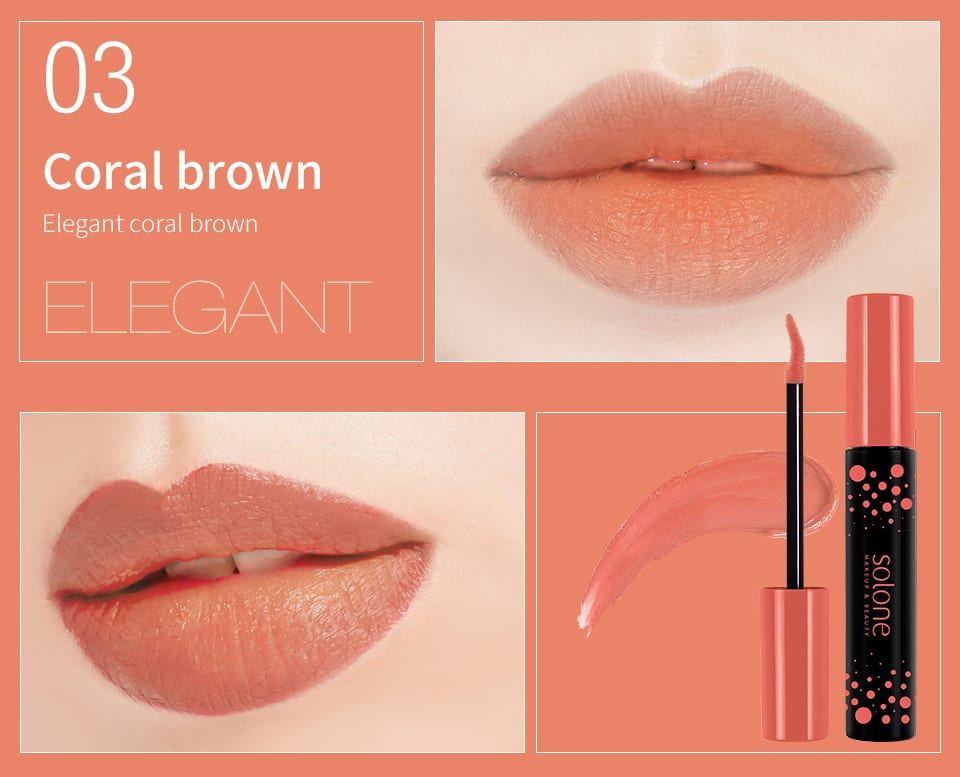 Melted Cream Multifunction Lip Tint - Colour 03