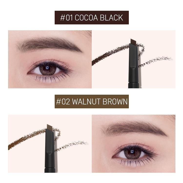 Heme Waterproof Brow Pencil - Product Colors