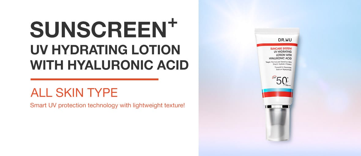 UV Hydrating Lotion With Hyaluronic Acid - Feature 1
