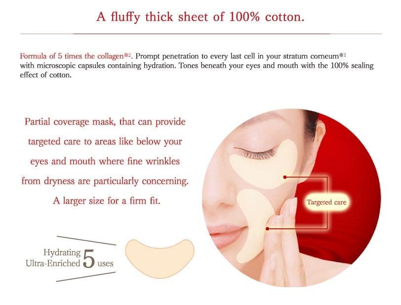 Clear Turn Eye Mask - Product Benefits