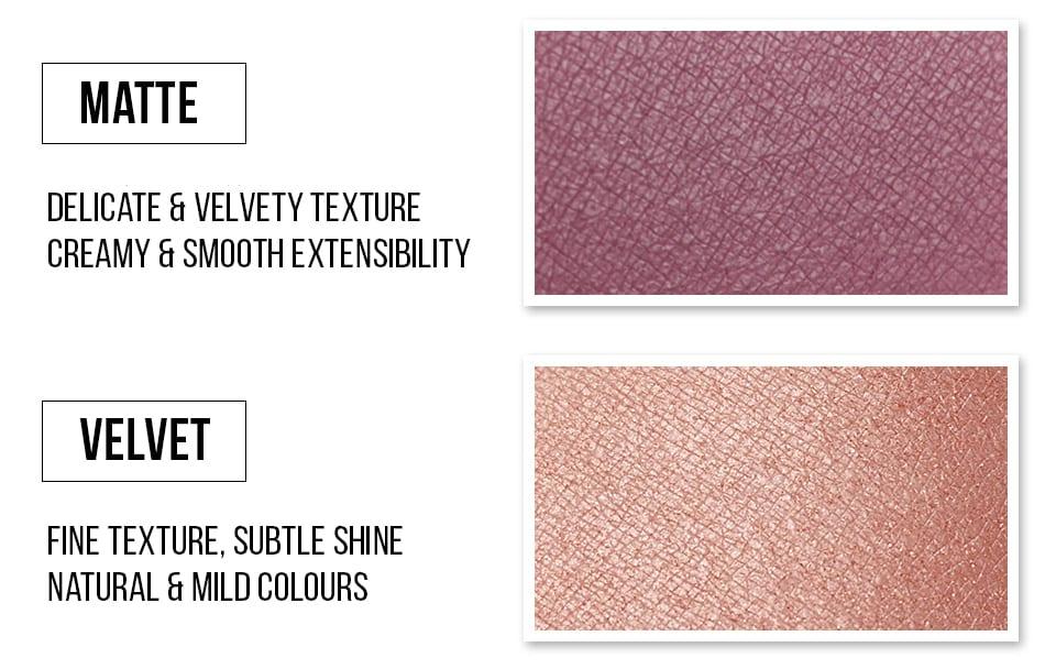 Solone Classic Eyeshadow Kit - Joyful Berry color 1