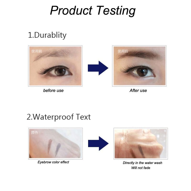 TIKE Triangular Eyebrow Pencil - test