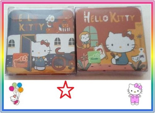 Solone Hello Kitty Eyeshadow Kit photo review