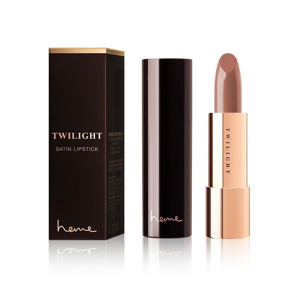 Heme Twilight Satin Lipstick- 07