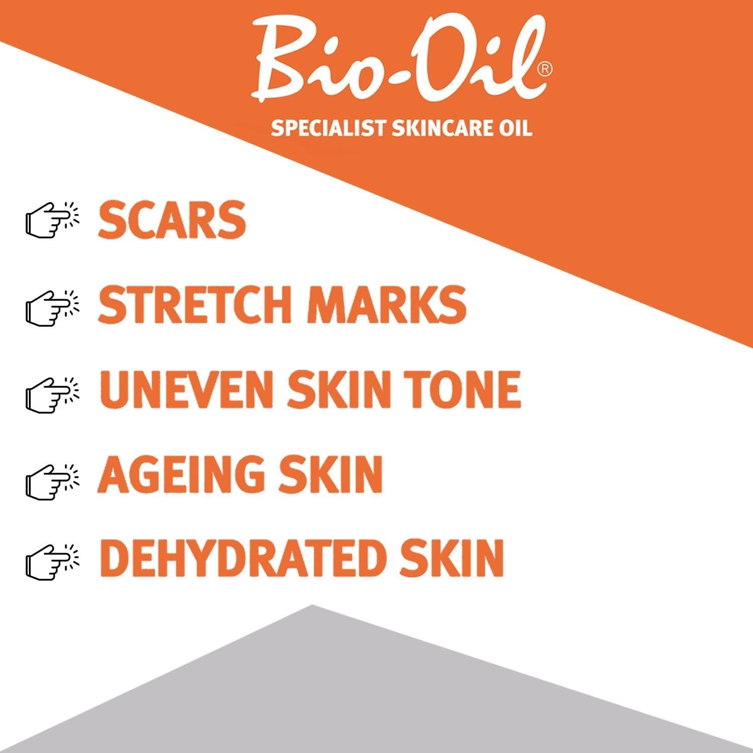 Bio-Oil Specialist Skincare Oil - features