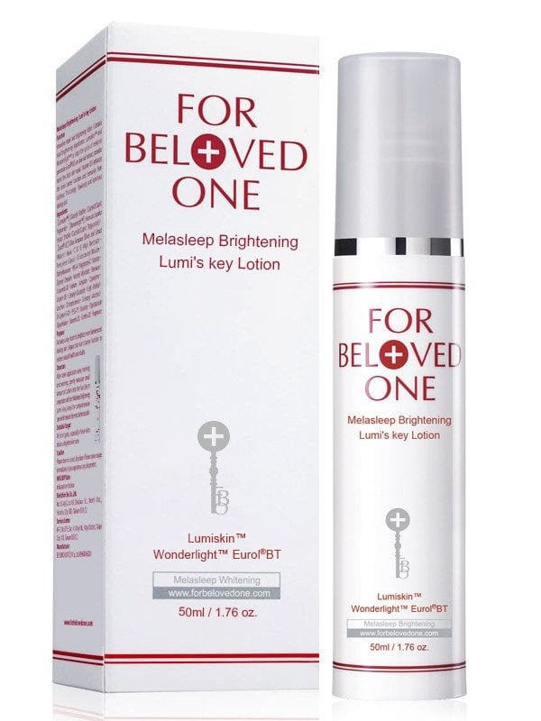 For Beloved One Melasleep Brightening Lumi's Key Lotion - product