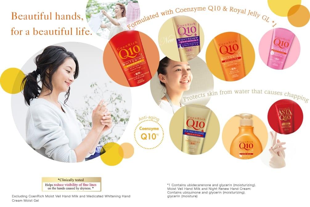 Night Renew Hand Cream - Series