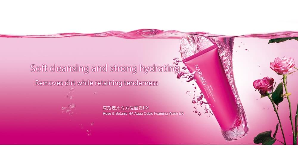 Aqua Cubic Foaming Wash - Introduction