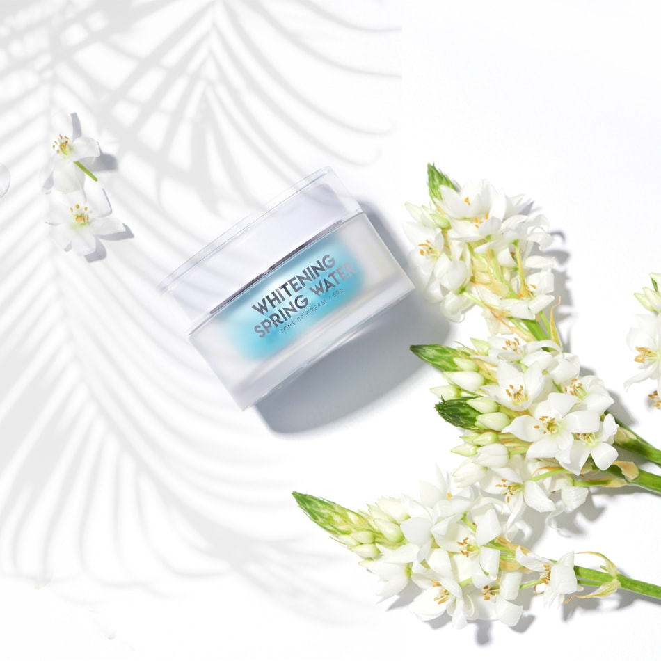 Whitening Tone Up Cream - Packaging