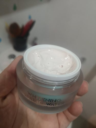 BeautyMaker Spring Water Whitening Tone Up Cream 50g photo review