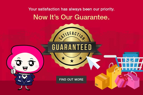 Satisfaction Guarantee Sub