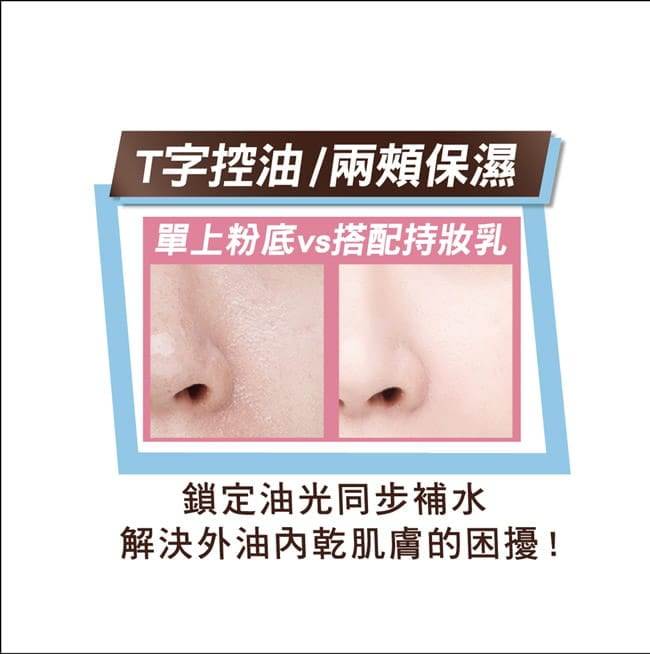 Dual Protection Lasting Base - Features