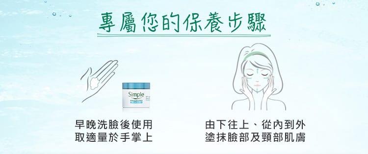 Skin Quench Sleeping Cream - Usage