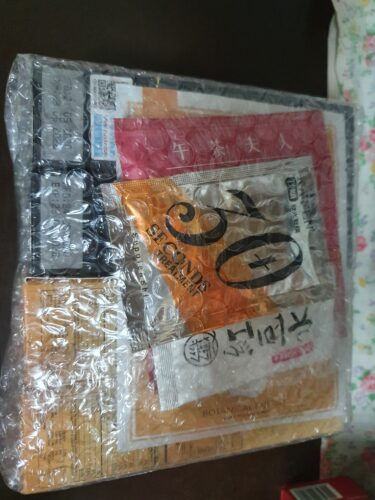 Ejia Slim Q Powder Packet Drink 4 Boxes (Mixed) photo review