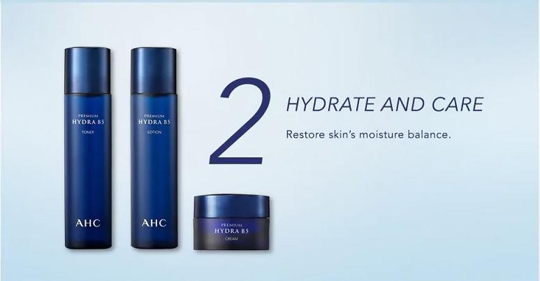 Hydra B5 Sleeping Pack - Skincare step 2