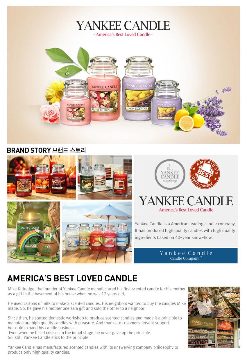 Jar Candles Lemon Lavender - Brand Story