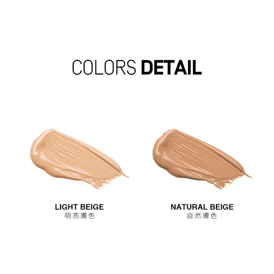 Magic Dual Color Concealer-Colors Detail