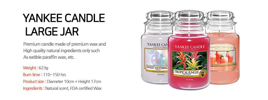 Jar Candles Lemon Lavender-Details