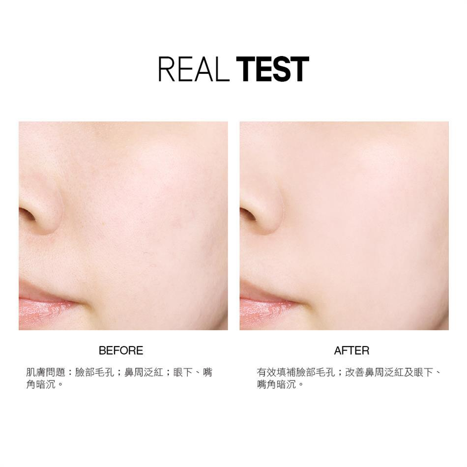Magic Dual Color Concealer-Real Test