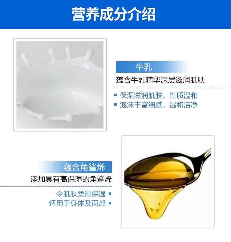 Cow Beauty Soap-Ingredients