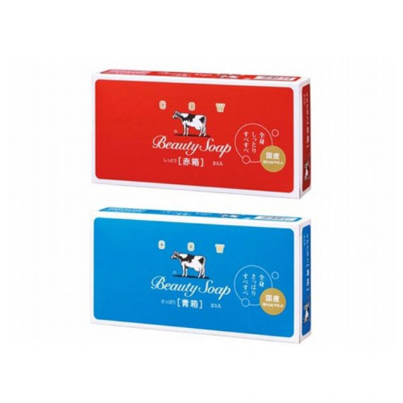 Cow Beauty Soap 3pcs - Display Image