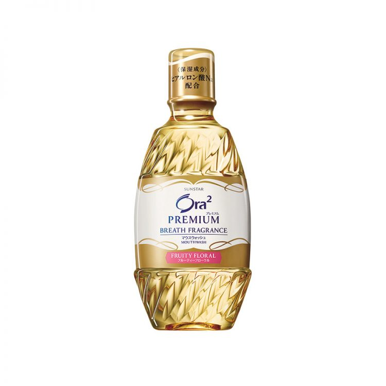 Fragrance Mouthwash Aquatic Citrus-Display Image