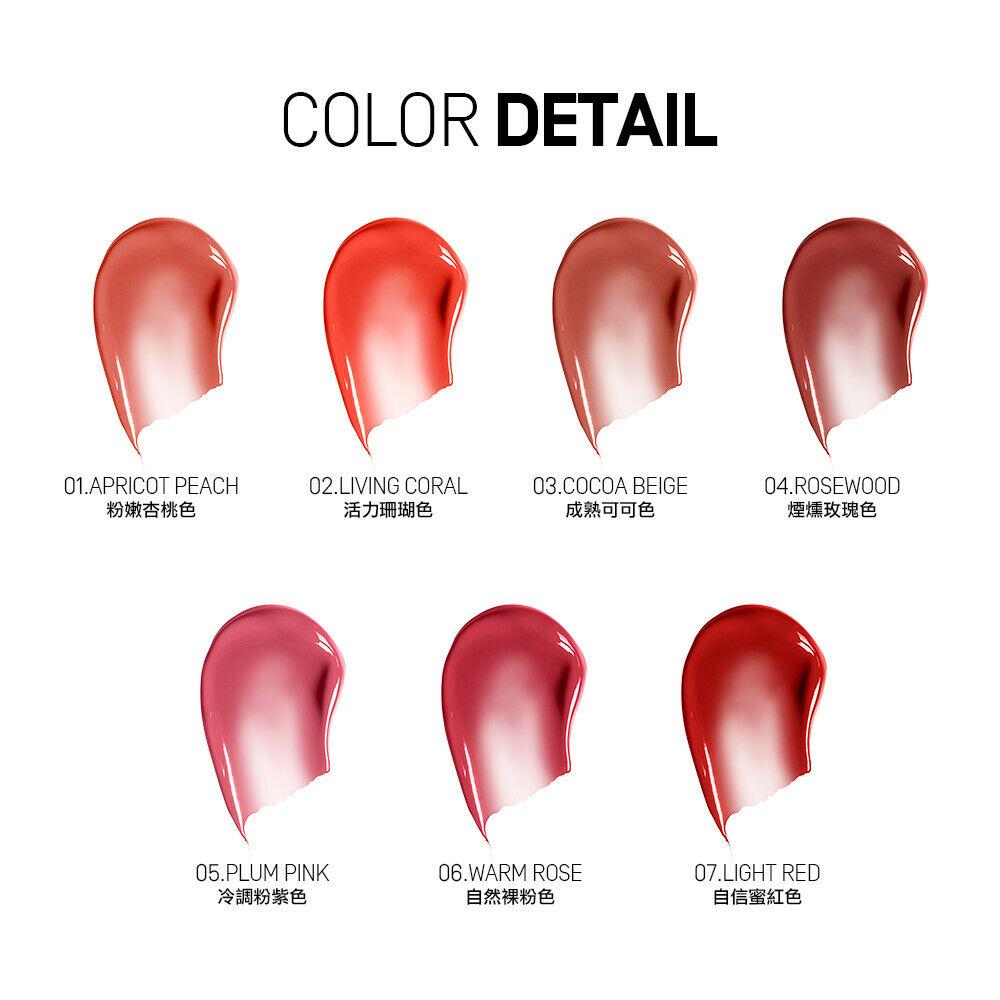 Heme Glamorous Glow Lipstick - Color Detail 1