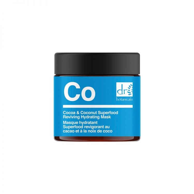 Cocoa & Coconut Reviving Hydrating Mask -Display Image