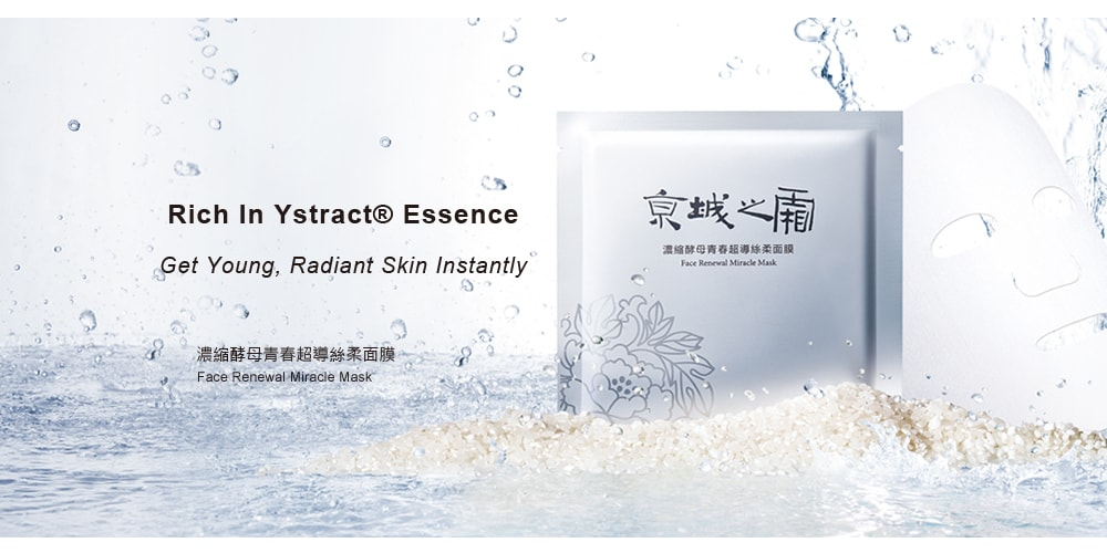 Face Renewal Miracle Mask - Introduction