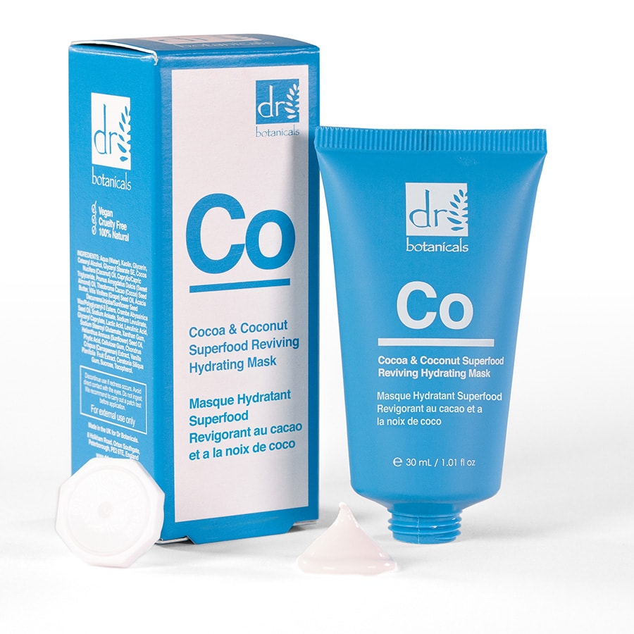 Cocoa & Coconut Reviving Hydrating Mask - Packaging
