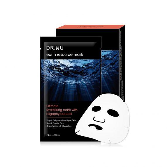 Revitalizing Mask with Oligophycocorail - Display Image