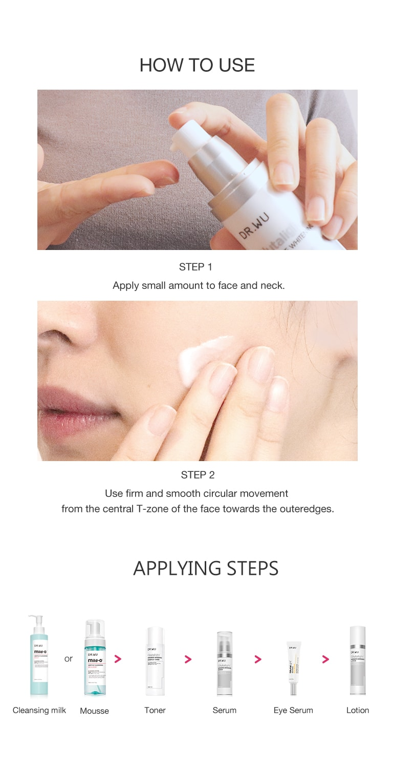 Intensive Whitening Lotion - How to use