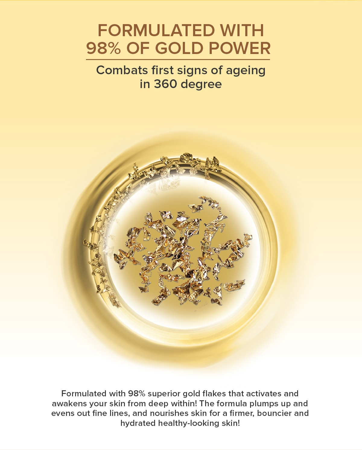 Bio-Gold Eye Power Illuminator - Formula