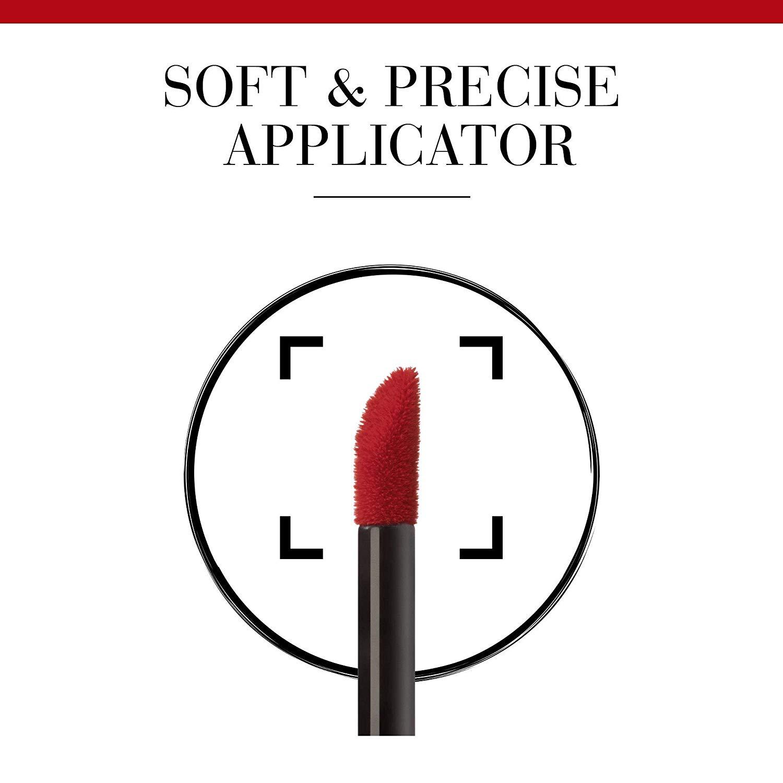 Velvet Liquid Lipstick - Focus